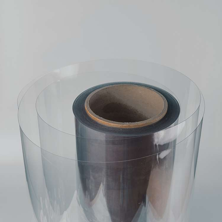 Coating 10^3~10^11 ESD Plastic PET Packaging Sheet Roll