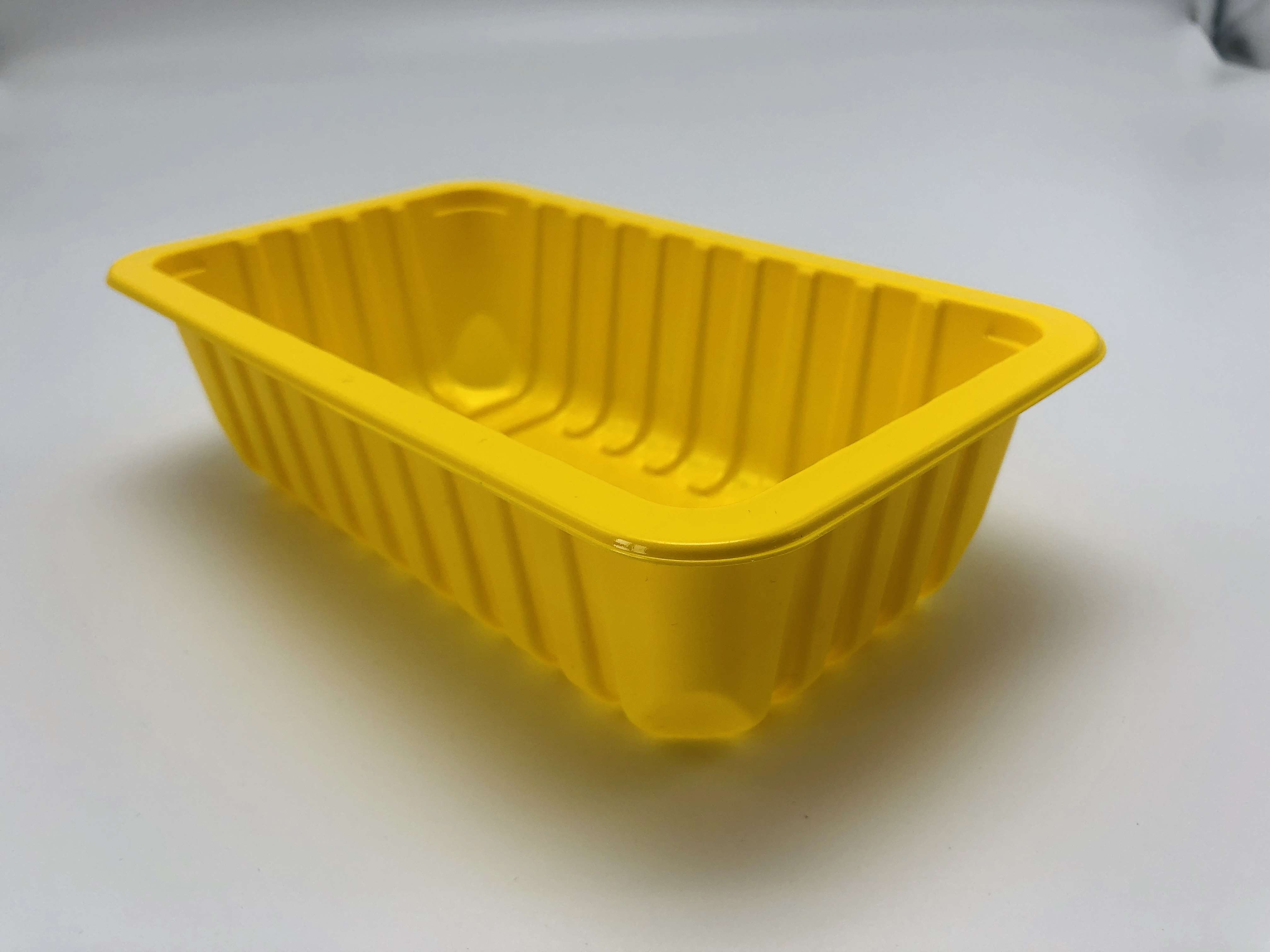 Widely used in food industry MAP technology tray